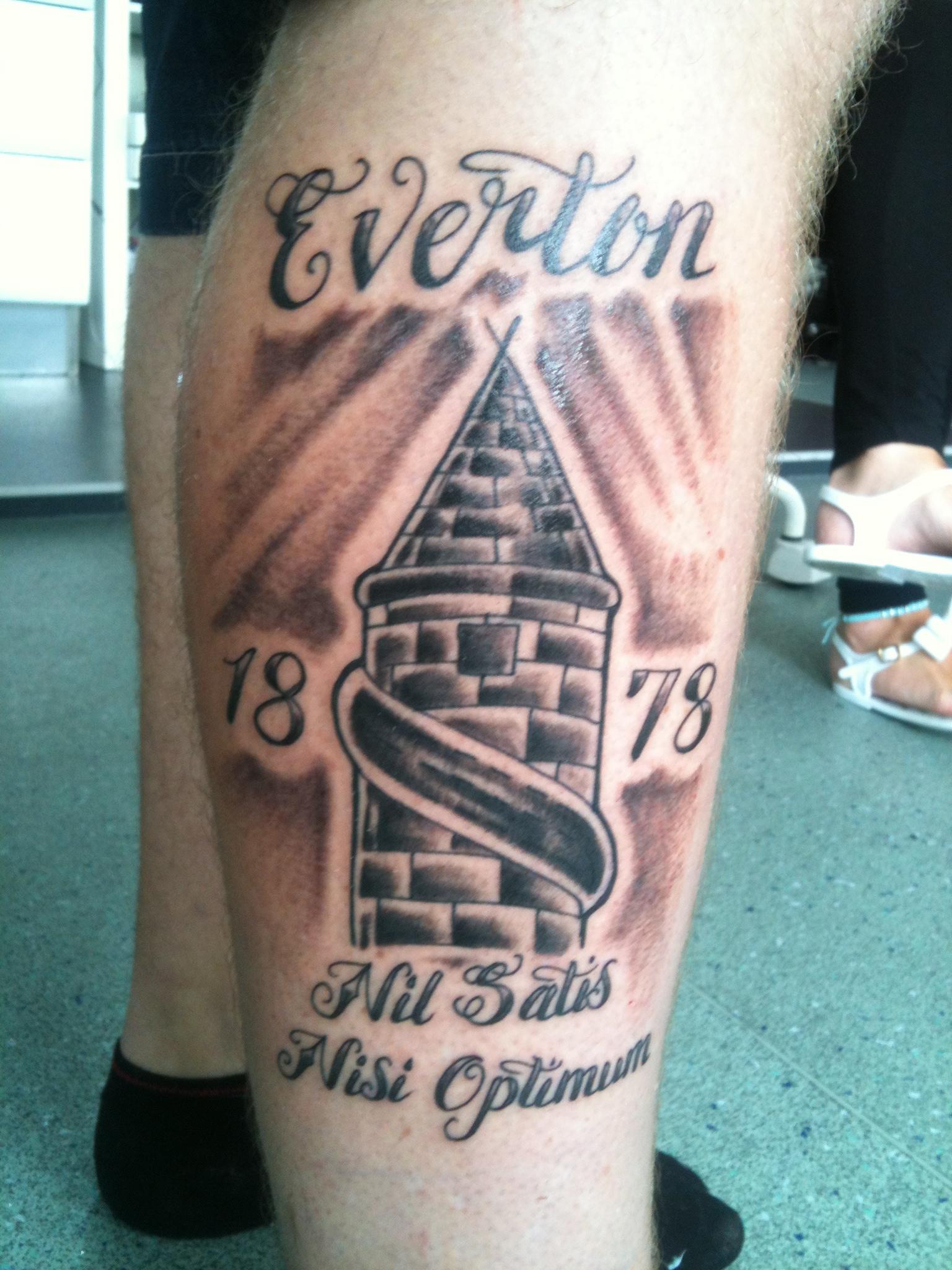 Irish street tattoo everton coyb s leg irish st tattoo for South street tattoo
