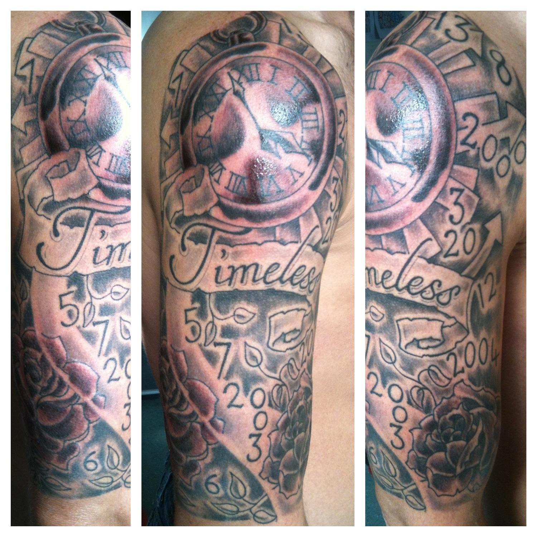 Irish Street Tattoo Timeless Tattoo Sleeve Irish St Tattoo