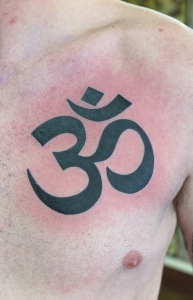om tattoo downpatrick